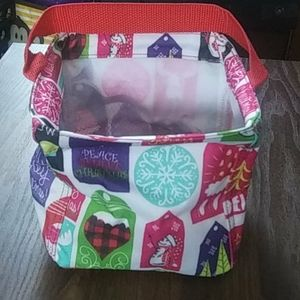 Thirty-one Little Carry All Caddy Hello Holiday